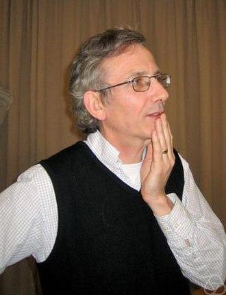 Simon Donaldson - Image: Simon Donaldson