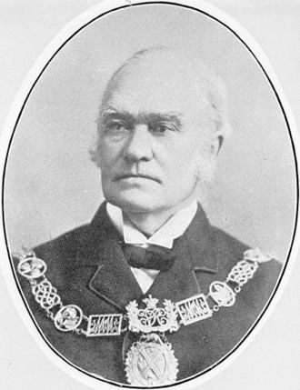 John Abbott - Abbott as Mayor of Montreal.