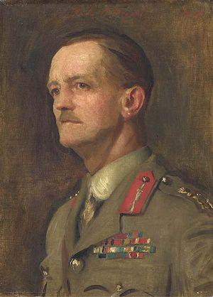Charles Macpherson Dobell - John Singer Sargent: Sir Charles Macpherson Dobell, Oil on canvas, 1919