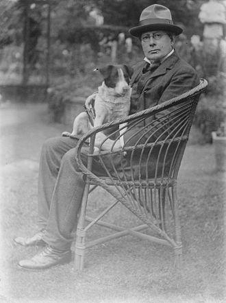 George Frampton - Sir George James Frampton in 1915