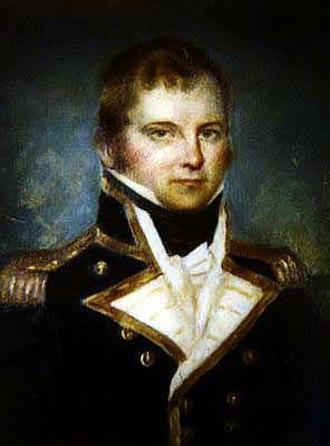 HMS Pomone (1805) - Robert Barrie, c.1825
