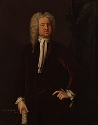 Portrait of Sir Watkin William-Wynn