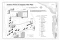 Site Plan - Jenkins Brick Company, Plant No. 2, Furnace Street, Montgomery, Montgomery County, AL HAER AL-185 (sheet 2 of 12).png