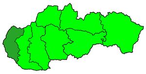 Roman Catholic Archdiocese of Bratislava - Image: Slovacchia Arcidiocesi di Bratislava