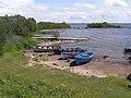 Small bay on Lough Mask - geograph.org.uk - 1405152.jpg