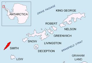 Letnitsa Glacier