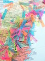 Smithsonian Folklife Festival 2013 - language map of US, detail of DC.JPG