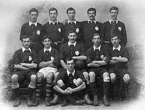 Football at the 1906 Intercalated Games - Smyrna