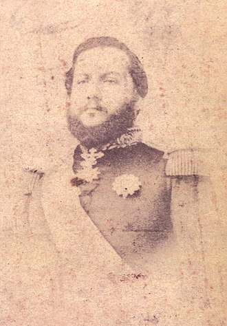 Francisco Solano López - López at age 33, 1859