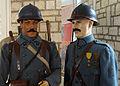 Soldats du 95e RI - 1914-18 Tenue bleu horizon.jpg