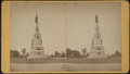 Soldiers monument, Seaside Park, Bridgeport, Conn, by David W. Wilson.png