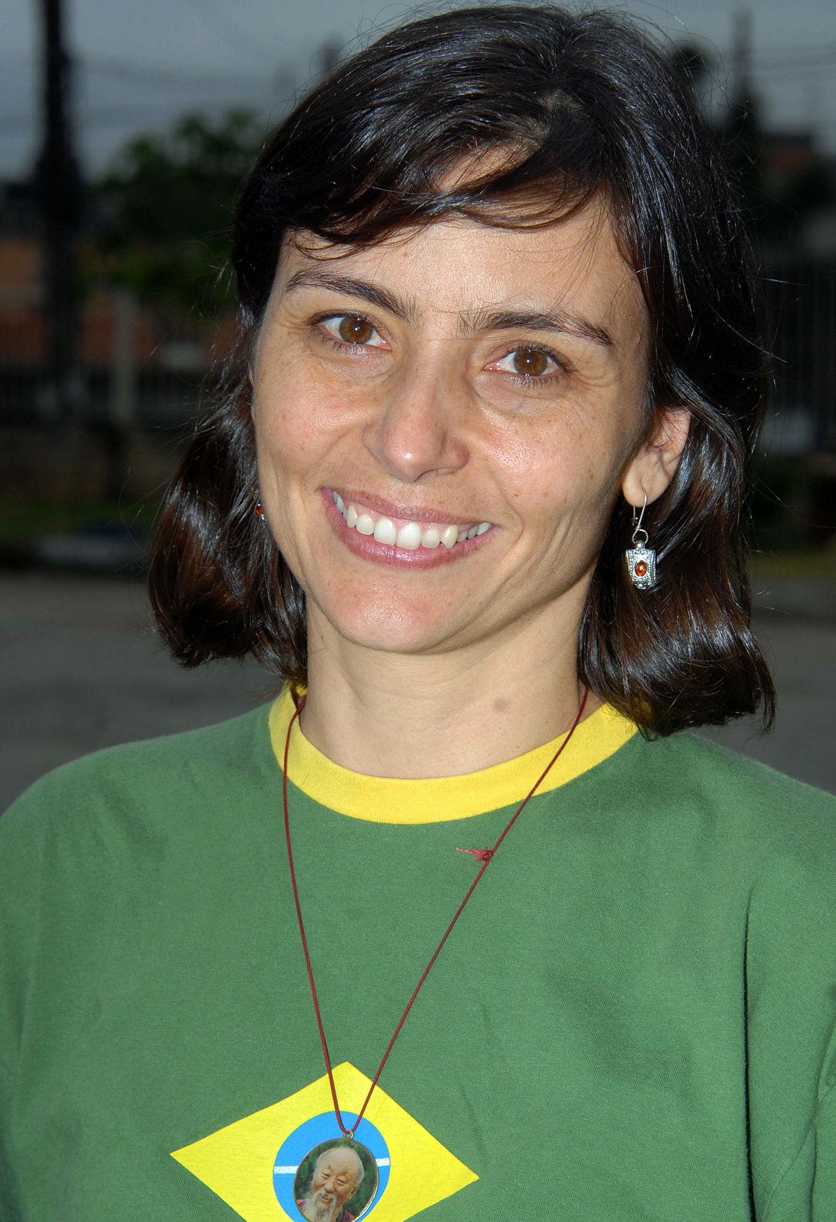 Soninha Francine – Wikipédia, a enciclopédia livre