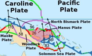 South Bismarck Plate - Image: South Bismark Plate