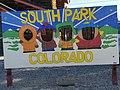 South Park sign in Fairplay, Colorado.jpg