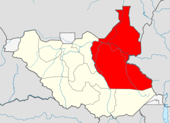 South Sudan conflict map.png