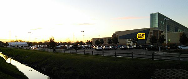 Sunset Mall Shoe Stores