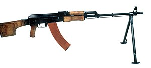RPK - RPK-74 with a bipod