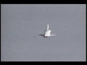 File:Space Shuttle Enterprise landing.ogv