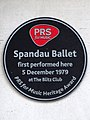 Spandau Ballet first performed here 5 December 1979 at the Blitz Club.jpg