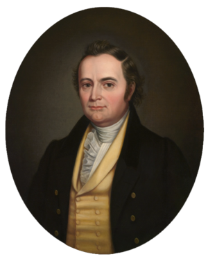 John W. Taylor (politician) - Image: Speaker Taylor