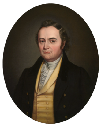 19th United States Congress - Speaker of the House John W. Taylor