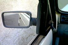 Sostituzione Vetro Specchietto Retrovisore Esterno.Specchio Retrovisore Wikipedia