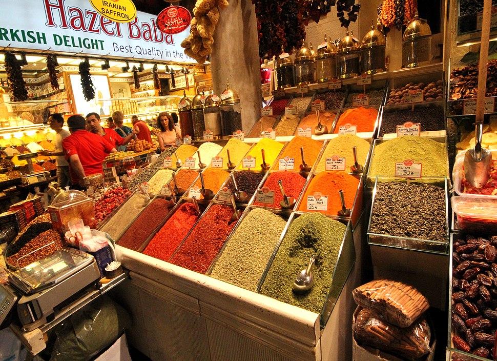 Spice market Istanbul 2013 6