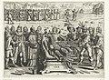 Spotprent op de val van paltsgraaf Frederik van Bohemen, 1622 Den Krancken Gier (titel op object), RP-P-OB-81.014A.jpg