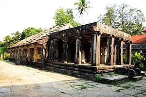 Sringeri - Sri Parshwanath Swamy Basadi