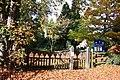 St.Mary's churchyard gates - geograph.org.uk - 588834.jpg