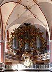 St. Katharinenkirche (Brandenburg) Orgelprospekt.JPG