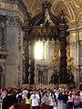 St. Peter's Baldachin 1 (15585122440).jpg