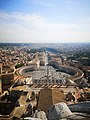 St. Peter's Square - view from the rooftop.jpg