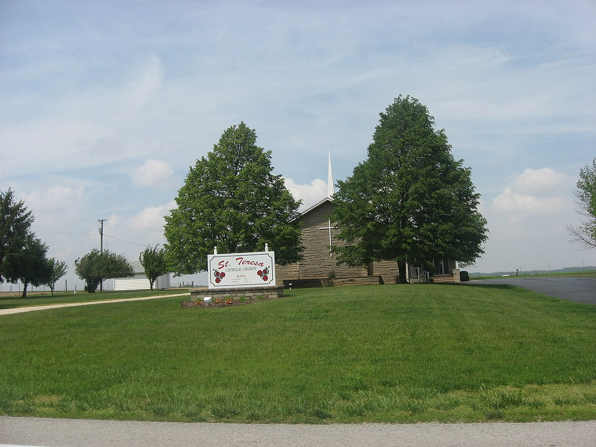 Ohio mercer county rockford - Ohio Mercer County Rockford 50