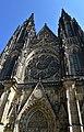 St. Vitus's Cathedral, Prague Castle (47) (26142398831).jpg