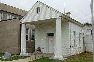 St. Helena Parish, Louisiana - Image: St Helena Office