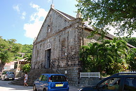 Image illustrative de l'article Église catholique de Gustavia