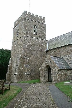 Grade II* listed buildings in Torridge - Image: St Helens church, Abbotsham (geograph 3204445)