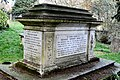 St John-at-Hampstead, Richard Norman Shaw tomb.jpg