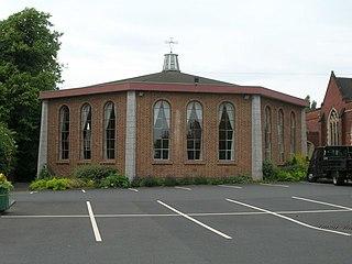 St Judes Church, Mapperley Church in Nottingham, England