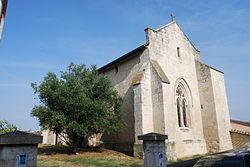 St Loubès Chapelle St Loup 1.JPG