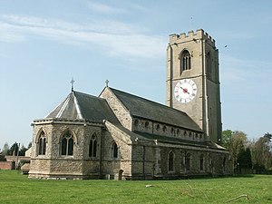 Coningsby - Church of St Michael and All Angels