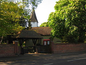 Wilmington, Kent - Image: St Michael and All Angels Church geograph.org.uk 1280509