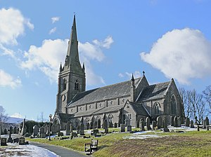 Belmont, Lancashire - Image: St Peter's Belmont geograph.org.uk 1157291