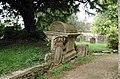 St Peter, Windrush, Gloucestershire - Churchyard - geograph.org.uk - 343208.jpg