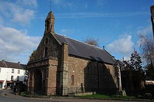 Overmonnow - Church of St Thomas the Martyr
