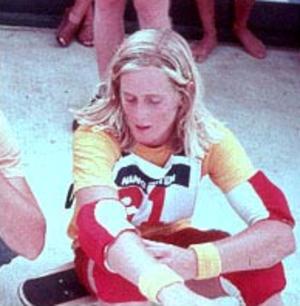 Stacy Peralta - Peralta circa 1976