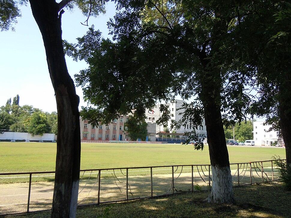 Stadium - Ex Muslim Cemetery