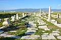 Stadium Street, The North-South Street extending south from the western end of the Syria Street, Laodicea on the Lycus, Phrygia, Turkey (31957861892).jpg