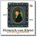 Stamp Germany 2002 MiNr2283 Heinrich von Kleist.jpg